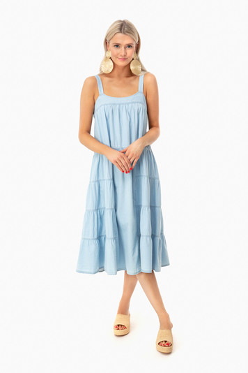 sky high dylan dress