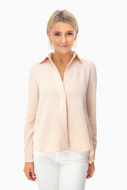 Blush Adele Blouse