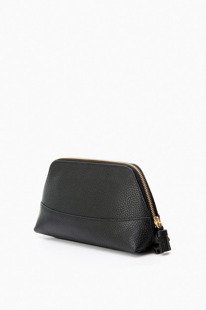 black small cosmetic case