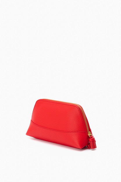 scarlet small cosmetic case
