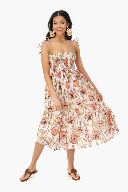 poppies beach dress