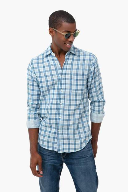 doublecloth ventura shirt