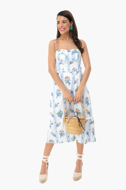 bouquet jane dress