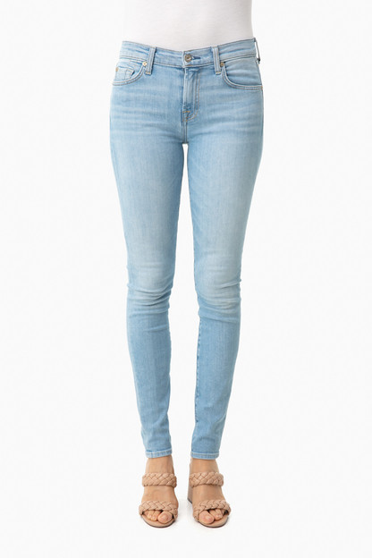 The Cosmo Cropped Skinny Jeans