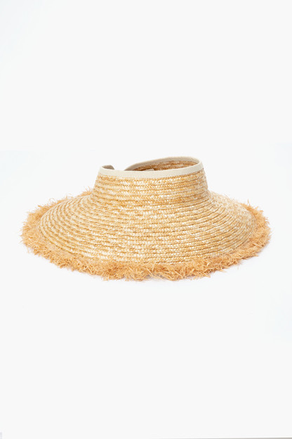 Natural Beach Visor