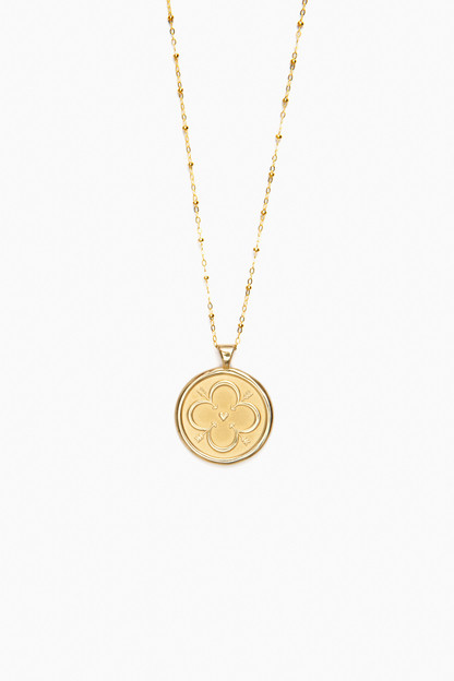 Gold Love Original Pendant This item ships directly from the vendor within 3 business days.