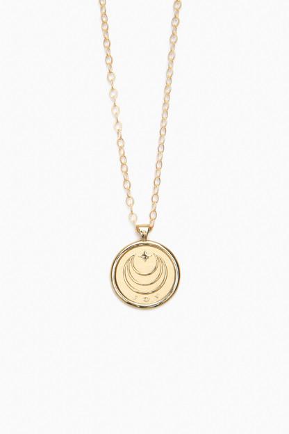 gold joy original pendant