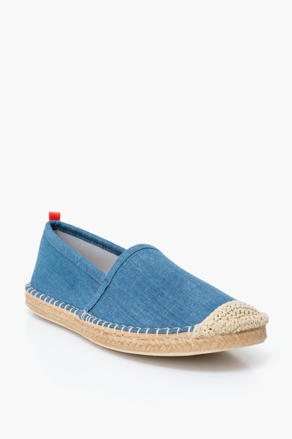 denim beachcomber espadrille water shoe