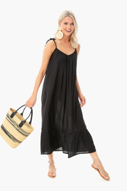 black india sundress