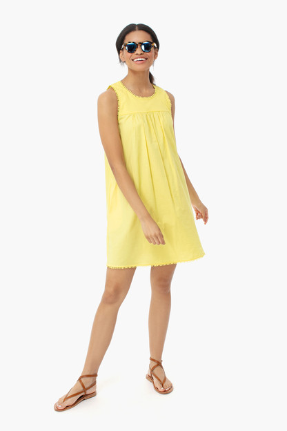 Yellow Amalfi Dress