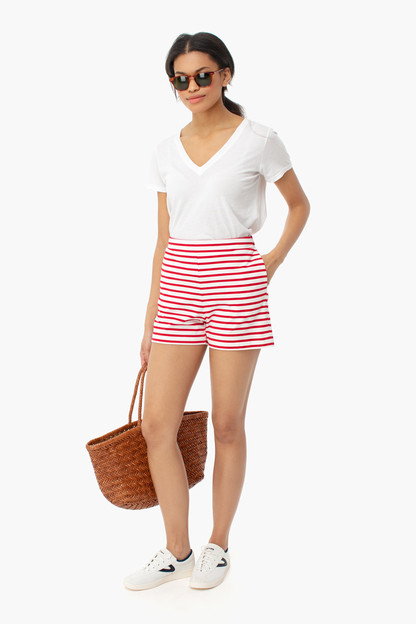 Striped Jojo Shorts