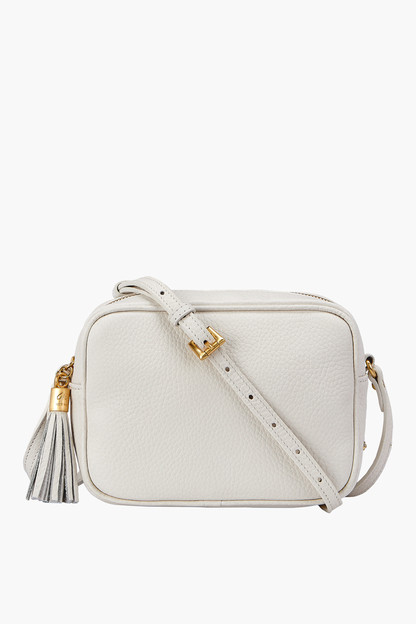 white madison crossbody