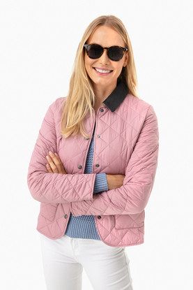 rose bay deveron quilt jacket