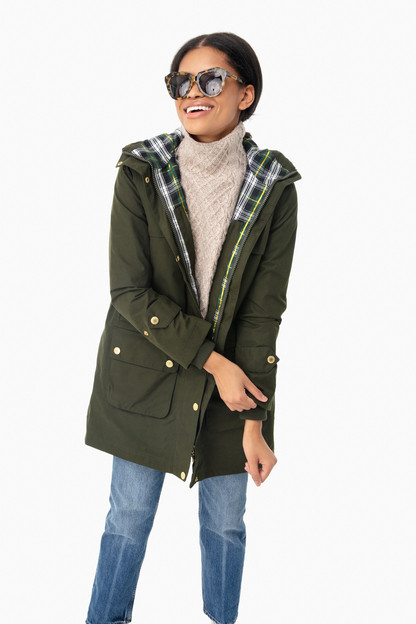 Sage Icons Durham Jacket