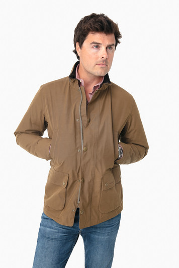 dark sand lorton jacket