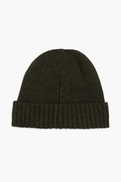 dark green carlton beanie