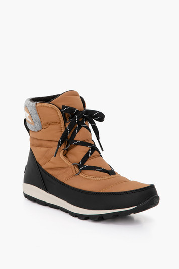elk whitney short lace boots