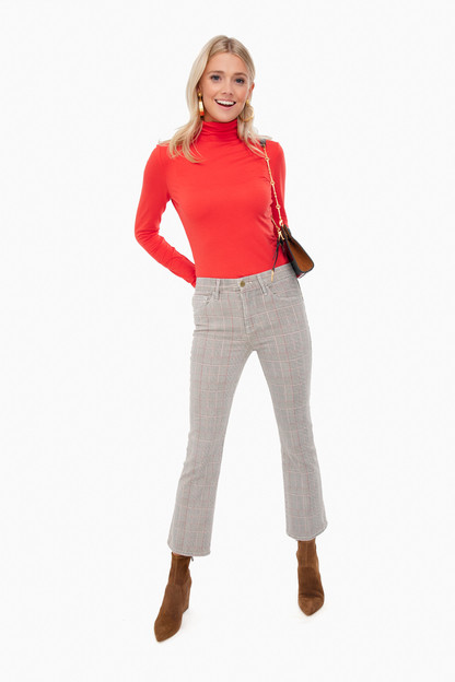 chili modal turtleneck shirt