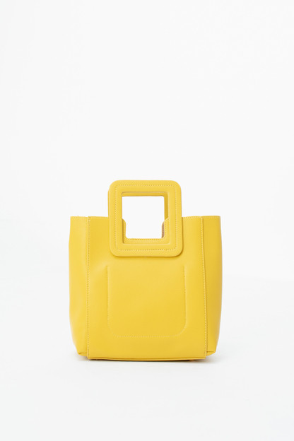 yellow anabel pebble bag
