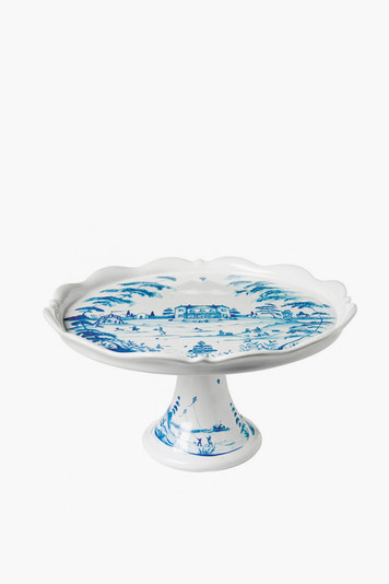 country estate cake stand