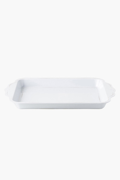 berry and thread melamine 24 handled tray