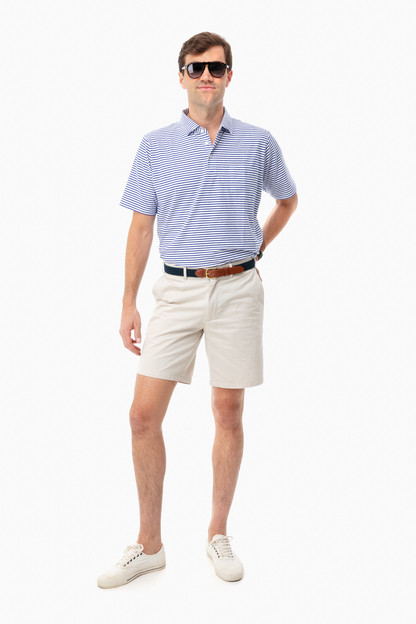 white tanembaum tommy polo