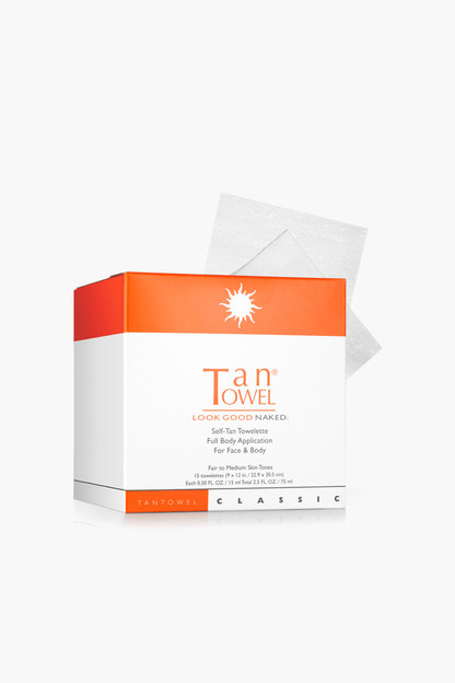 face tan towel (15 pack)