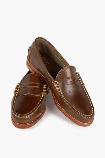 beefroll penny loafers