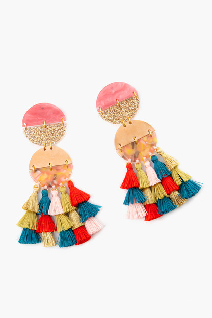 multi mia earrings