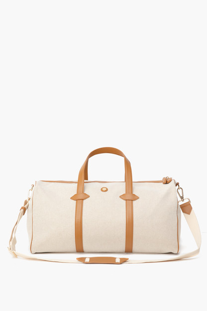 Scout Tan Main Line Duffel If ordered with a monogram, this item will not arrive for Christmas.