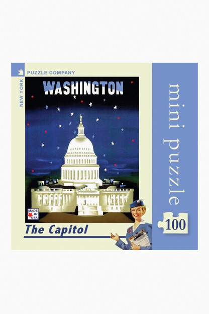 the capitol mini puzzle