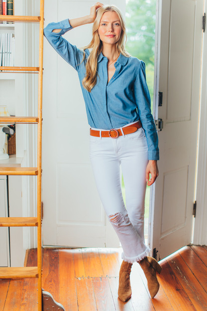 chambray penelope shirt