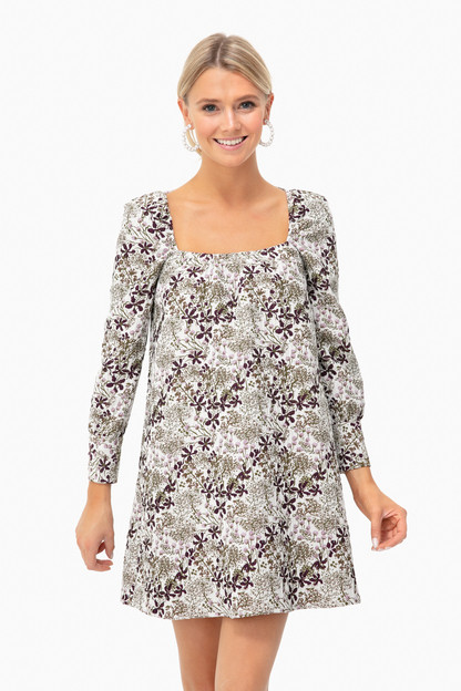 Jacquard Lexie Dress