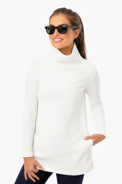 off white cobble hill turtleneck