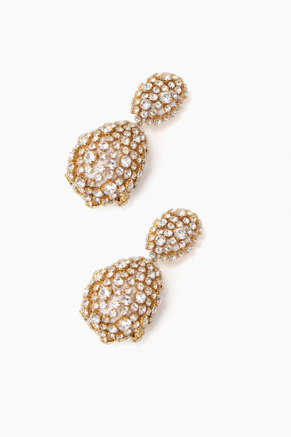 crystal sandra earrings