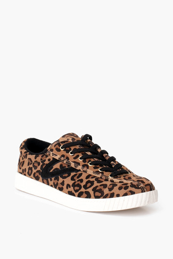 leopard nylite2plus sneakers