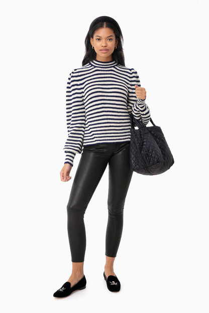 navy mia sweater