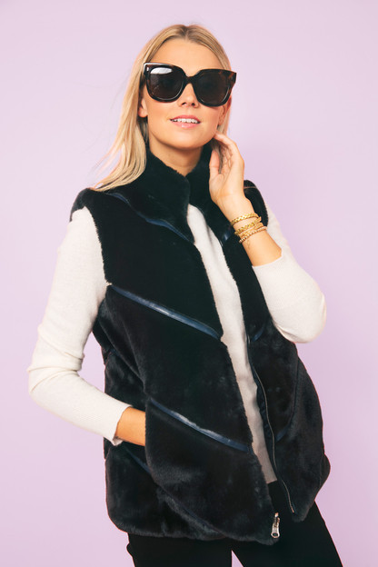 Claire Reversible Vest Take 25% off with code FLASH