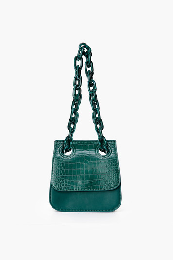 emerald whitney bag