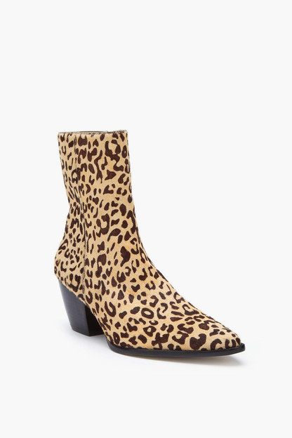 leopard caty boots