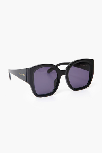 black checkmate sunglasses