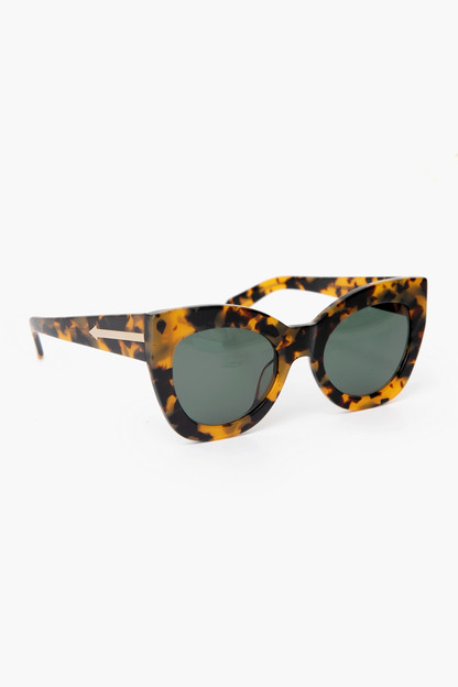 Crazy Tort Northern Lights Sunglasses