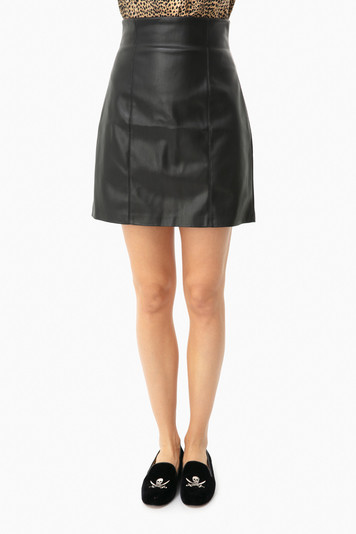 black girl crush skirt