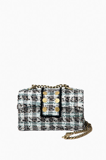 shoulder bag soho tweed
