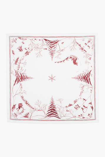 country estate winter frolic napkin (set of 4)