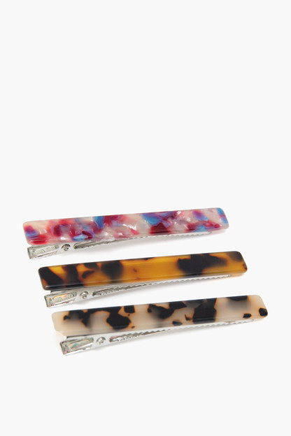 marni clips (set of 3)
