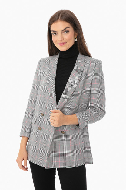 Plaid Lee Jacket