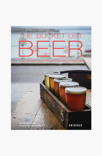 the bucket list: beer