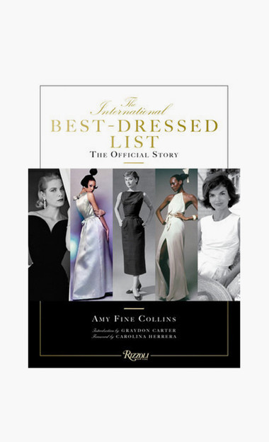 the international best dressed list