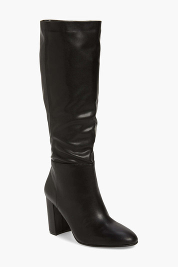 black krafty boot